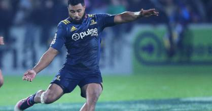 Highlanders player Lima Sopoaga is hoping that the Highlanders can make the playoffs again in 2017.