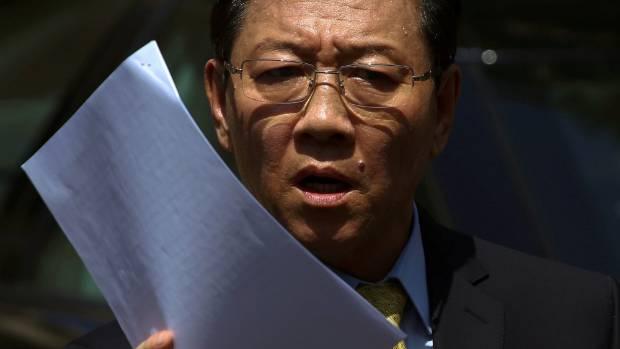 North Korean Ambassador to Malaysia Kang Chol says the dead man was not Kim Jong Nam.