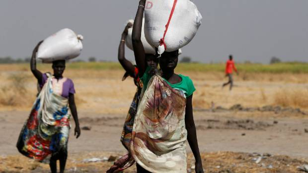 South Sudan has been ravaged by starvation and conflict since gaining independence in 2011.