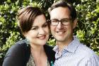 Ann Maree Mulders isn't willing to waste a moment with her husband Christian.