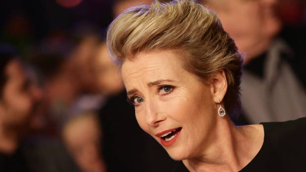 Emma Thompson On The Real-Life Inspiration Behind That Love Actually Scene