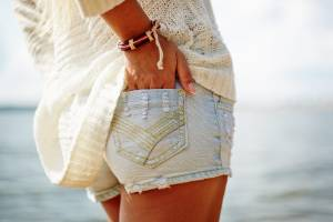 Do you really have to say goodbye to shorts once you hit 'a certain age'?