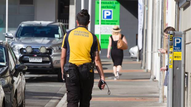 Wellington parking wardens will go on strike from 3.30pm to 5pm on Friday.
