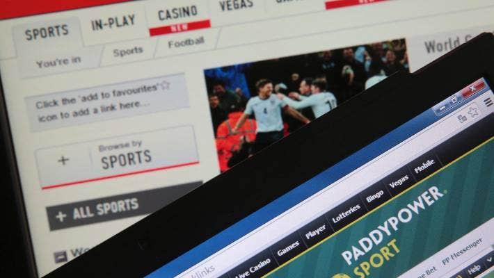 tab sports betting rules vegas