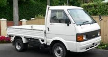 If you have seen this truck around Rototuna area or at a showhome in the north Hamilton suburb call police on 07 858 6200.