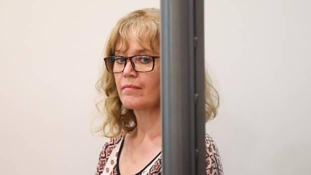 Victoria Police have issued a warant for former Ministry of Transport manager Joanne Harrison's arrest.
