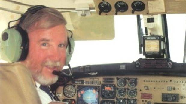 Pilot Max Quartermain was killed when the plane he was flying crashed into a shopping mall in Melbourne, Australia.