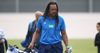 Blues head coach Tana Umaga has urged his players to open up about mental health issues.