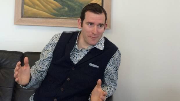 Eden Project UK executive director David Harland.