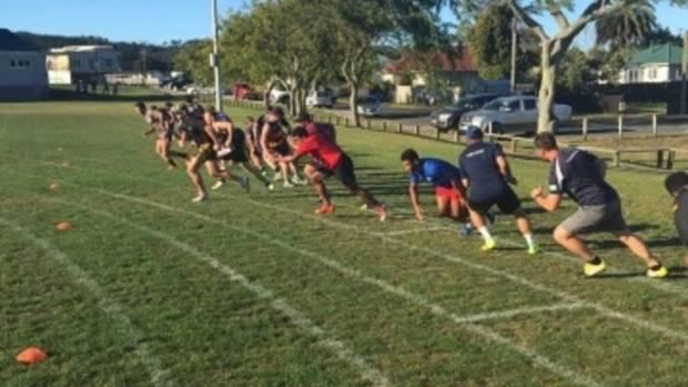 rugby pre season training drills pdf
