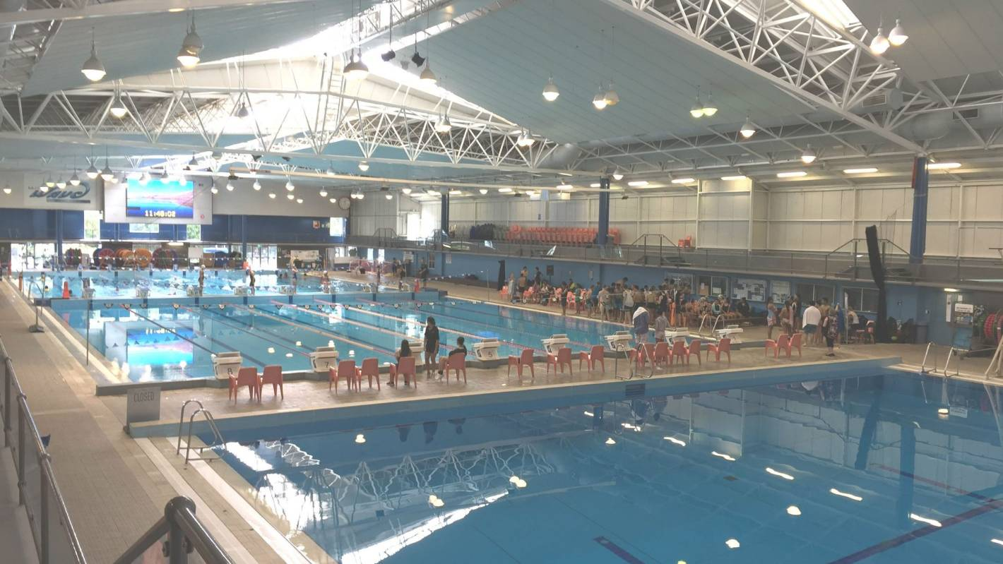 West wave brings back school swimming programme for Marlborough college swimming pool