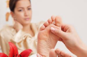 Reflexology is more than a glorified foot rub.