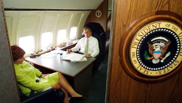 Air Force One Crew Share Stories From Inside The Famous