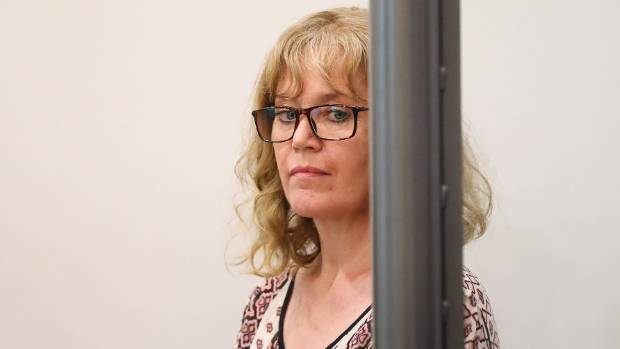 Former Transport Ministry manager Joanne Harrison, who stole more than $720,000 of taxpayers' money, tried tried ...