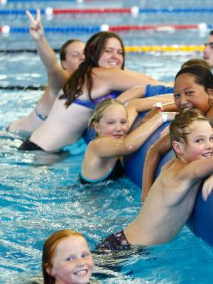 Water based fun for Hamilton children may be limited with the city's main swimming complex Waterworld set for closure ...