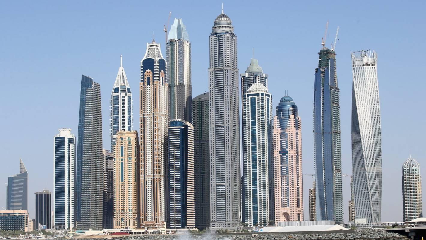 World's first rotating skyscraper coming | Stuff.co.nz