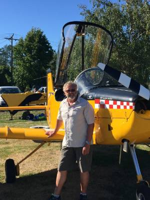 New Zealand Aerobatic Club are in Masterton to compete for the title of NZ's best aerobatic pilot.
