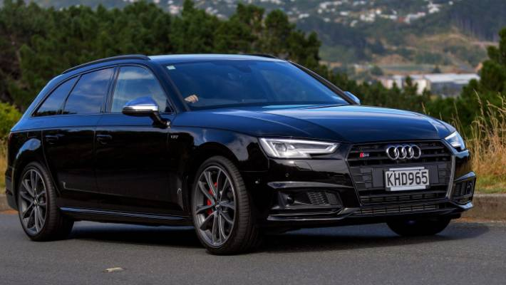 Audi S4 Is A Really Fast Way To Play The Rs4 Waiting Game Stuffconz