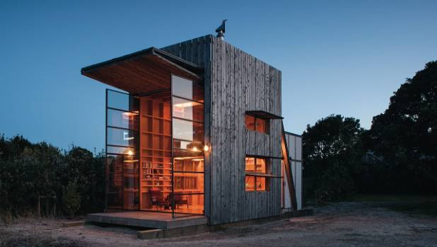 Amazing Spaces Opens Up A Bach On Sleds Stuff Co Nz
