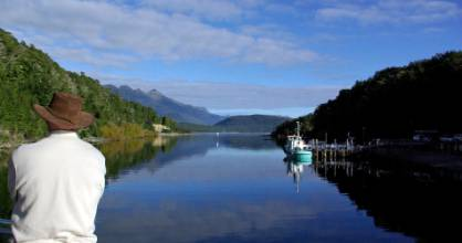 The proposed 30-metre raising of Lake Manapouri in the 1960s spurred David Thom to organise a number of conferences ...