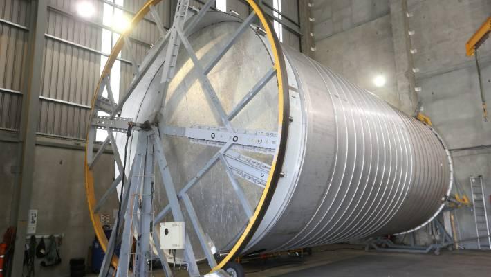 Tank Manufacturer Crown Sheetmetal Experiences Post Quake