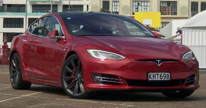 Model S is the car that established Tesla as an 'it' brand. Still doing stirling work.