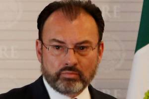 Luis Videgaray said new immigration guidelines would top the agenda of meetings in Mexico City on Friday (NZT).