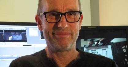 New Zealand film editor John Gilbert has been nominated for an Oscar for his work on Hacksaw Ridge.