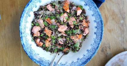 After years of being looked down on, wild rice is back in vogue.