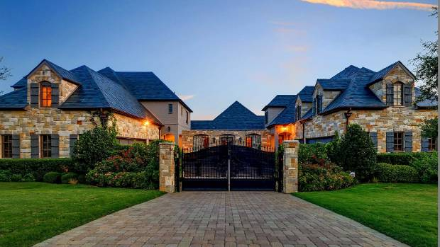 Selena Gomez has listed her grand Fort Worth, Texas, mansion for $4.1 million.