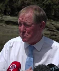 "Critics are using ""junk science"" to attack his clean water plan,:says Environment Minister Nick Smith."