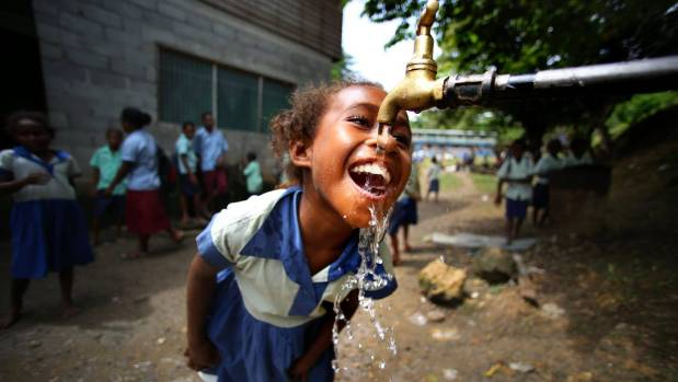 Vanuatu receives an enormous amount of rainfall, but a safe supply of drinking water is way out of reach for much of the ...