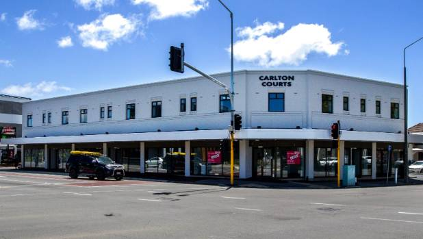 Gatherings is in the Carlton Courts building on the corner of Bealey Ave and Papanui Rd.