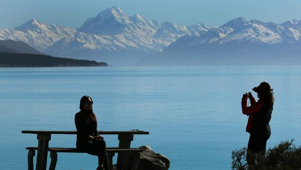 New Zealand's pristine scenery is in danger of being overwhelmed by ever increasing numbers of tourists.