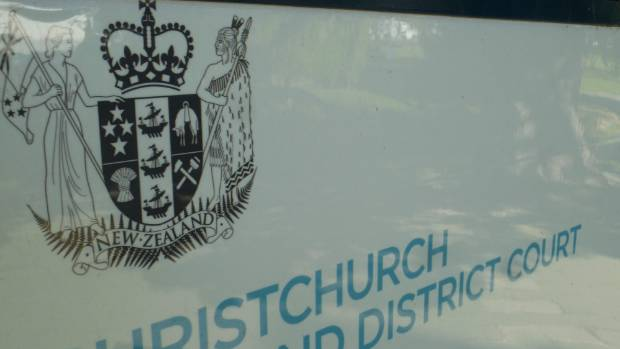 Rahiri Tai, 17, has been jailed by the Christchurch District Court for a string of offences - all involving alcohol.