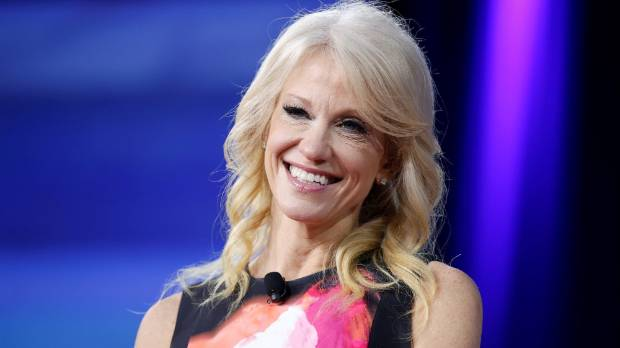 Kellyanne Conway: 'I look at myself as a product of my choices, not a victim of my circumstances.'