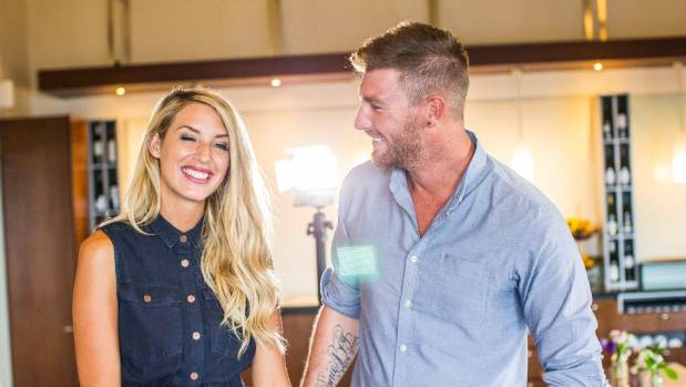 Nick Furphy and Sharon Marsh have, like the couples Married At First Sight before them, broken up.