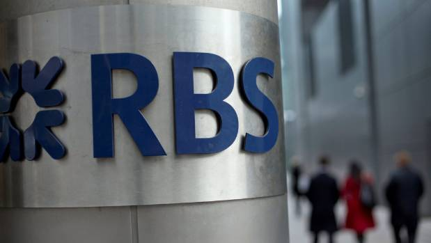 Royal Bank of Scotland profits tumble seeing a ninth year of losses