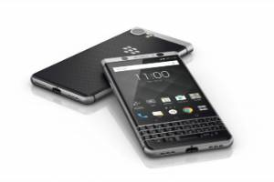 The Keyone feature a 12-megapixel rear camera and quick charging technology.
