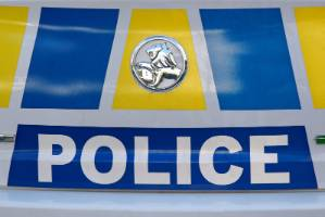 A motorcyclist died at the scene of a crash near Springvale in Central Otago.