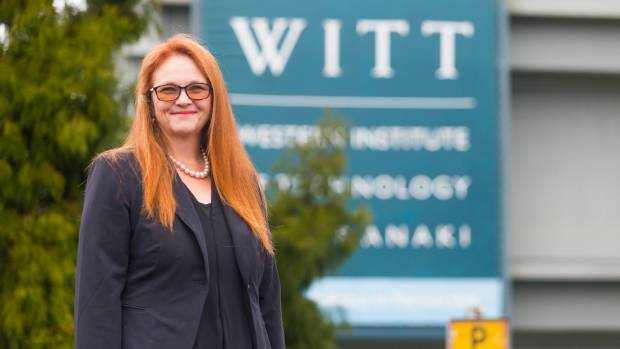 Witt CEO Barbara George said the institute had about 200 international students.