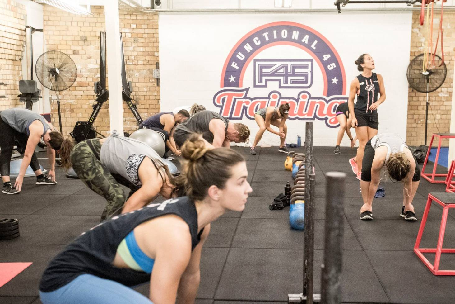 We try F45: 'The hardest workout I've ever done' | Stuff co nz