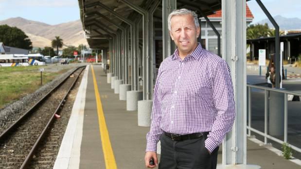 Pounamu Travel managing director Paul Jackson says it's full steam ahead for his train plans.