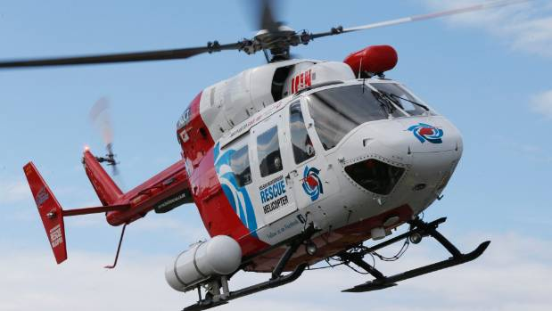 The Nelson Marlborough Rescue Helicopter was called to an injured motorcyclist on State Highway 63 in Marborough.