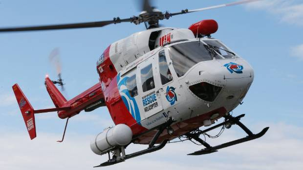 Nelson Marlborough Rescue Helicopter was called to the accident in the Wairau Valley.
