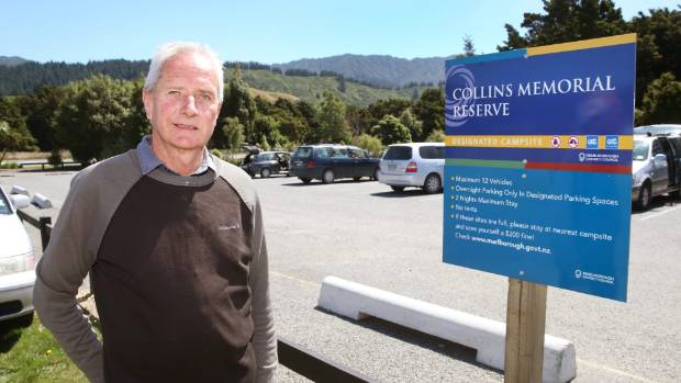Marlborough Sounds councillor David Oddie says more direction is needed from Government when it comes to freedom camping.