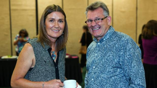 Louise Nicholas and Ken Clearwater will be speaking during a panel discussion on sexual and family violence in Queenstown.