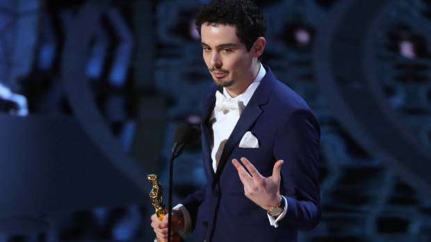 「Damien Chazelle for La La Land oscar 2017」的圖片搜尋結果