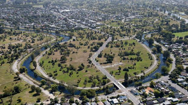 New plans submitted for red zone water facility for Landscape design courses christchurch