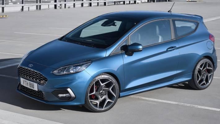 New Ford Fiesta St Baby Hot Hatch Gets Three Cylinder Power Stuff